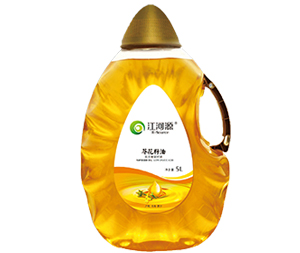 高原芥花籽油